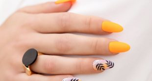 Neon orange is a definite hit this summer! Bet on and enjoy fashionable