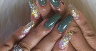 Olive Green .... . . . .         ChicsHairandNails  559-374-5550 Call me for app