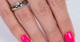 Polygel nails with our Xtreme Fusion AcrylGel  For the color: 3S106 3 Step Crys