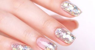 So shining............ apply it to your nails and it will shine even more.Do you