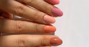 The gradual nail trend is conquering! Will you come in? . . . . . .