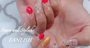 This is also customer design Swallow pattern is the point . Order nail . Charge ★ MAMI .