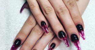 What is the name of this set of nails? • • • • • •