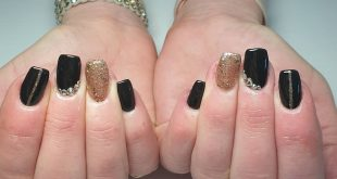Black and Bling ♡ by Lisa
