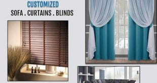 Curtain & blinds that make your home more attractive as well as beautiful. We al