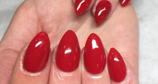 Simple but classy... can you believe this is all her own nails  • • •      Diva