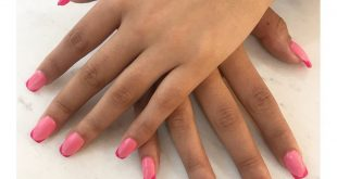 Summer is coming!  Uñas nuevas + gelish + nail art. . . . . . . .      Gdlnails