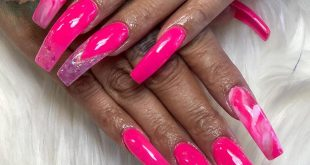 What Girl doesn't Love Pink . . . .         ChicsHairandNails  559-374-5550 Call