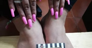 Look beautiful feet  Pedicure spa & acripie Make your appointment 3318413754