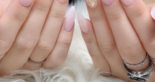 BY : Stephanie  GEL X extension with gel MANICURE WITH DESIGN . CALL OR TEXT US