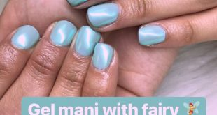 Gel manis don't have to be boring - [ ] . - [ ] . - [ ] . - [ ] . - [ ] . - [ ]