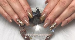 Hazelnut with a lot of glitter - 20% discount on everything until 10.06.19 -