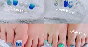 June design in case of nail . I'm sorry ~ I'm busy .. TT a little late ~ June's design ~ . OPEN 10AM ~ CLOSED 8PM