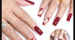 Nail extension, Acrylic gel, Beautiful gel, Beautiful hand spa, Advanced spa, Advanced paraffin spa