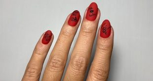 Now is the time to make your manicure Yakrim, juicy and spectacular .. We are waiting for you in g