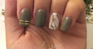 Olive green and marble  been waiting to do this color forever!