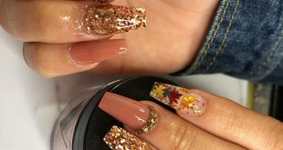 Perfect Fall Set     Acrylic in Crystal Clear & V6