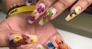 Ready for summer nails design         promote