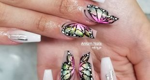"""Vacation nails ! * ** *** """"Love what you do """""""