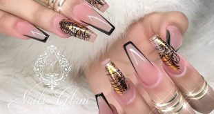 BeautifulArt by   • • Follow  for more Beautiful Nail Designs. • • Tag Your Bes