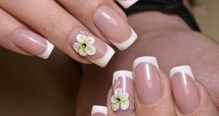 Correction of nail extensions