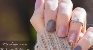 Manchester Mauve  Berlin it to win it Tiny and shiny  Gorgeous  done using Colo