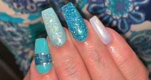 Real and turquoise