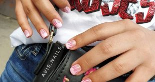 SUMMER HOT GIRL  Without unnecessary text, I just share a bright manicure Summer also see