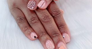 Happy Sunday, Let's make something fun for your nails! . .