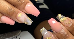 Ombré and Gold Foil  . . . . . . . . .