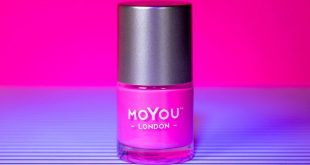 Our signature neon pink is here again!  La Vie en Rose.  But for this particular