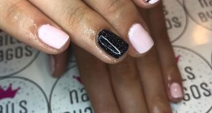 . • semi-permanent enamel on natural nail • Lucí your cute and neat nails d