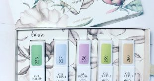 All manicure masters, and clients know that pastel colors in all brands of