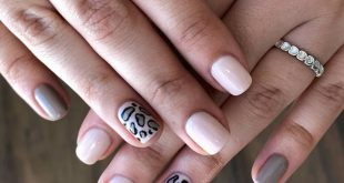 Animal printtt Look what these nails are! Ami that I don't like the anim much