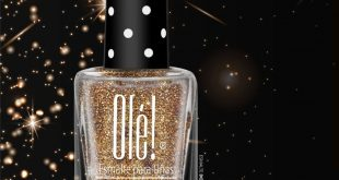 Glitter Nails to give a sparkly effect to your nails. . .