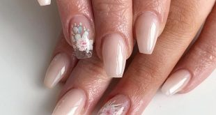 How pretty is this nude with encapsulated decals?