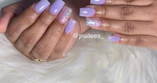 PURPLE SET  color by  : ALL MINE & STRAWBERRIES MILKSHAKE