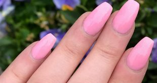 Think Pink  - - -Nail tech: Jenna   Book now for your next Shellac or ANC manicu