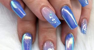 Unicorn blue from