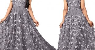 Women beautiful gown. Price-1074/ Size-free size.