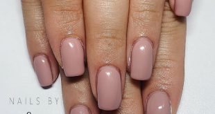 nude nails  . . .