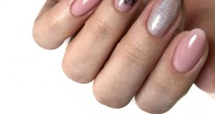 And today just such delicate nails Stylization made on products