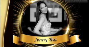 Beauty Gala of Excellence honoree Aa Nail innovator of the year ! Jenny Bui , ma