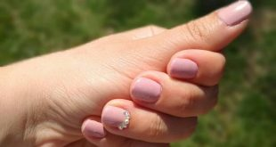 Fingernails for the most beautiful graduate. . . .