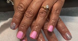 Gel Manicure  Visit me at Ju'see Nails 2851 Noble Rd Cleveland Hts., Oh 44121 fo