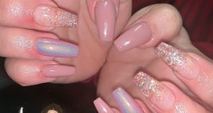 How cute are the colours in this set!               nails