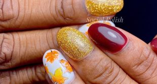 Need some ideas for your next appointment.. fall leafs are always fun and go wit