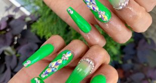 PPING... . . Follow  for more nail ideas!