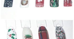 So excited for all the Christmas nails!