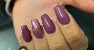 These colours are so popular lately! Plum it on me & Pinache by